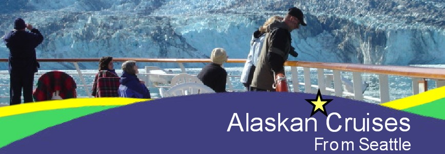 Alaska Cruises From Seattle USA Through The Inside Passage