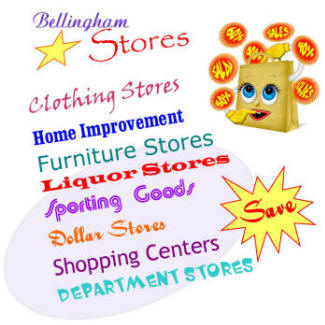 Shopping Guide To Bellingham Washington Area Stores And Shopping Areas