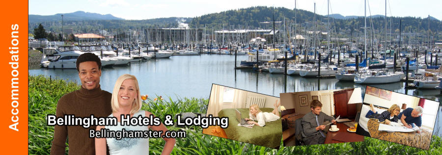 Bellingham Washington Hotels And Lodgings Near The Airport