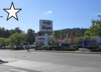 Fred Meyer Grocery Store And Department Store