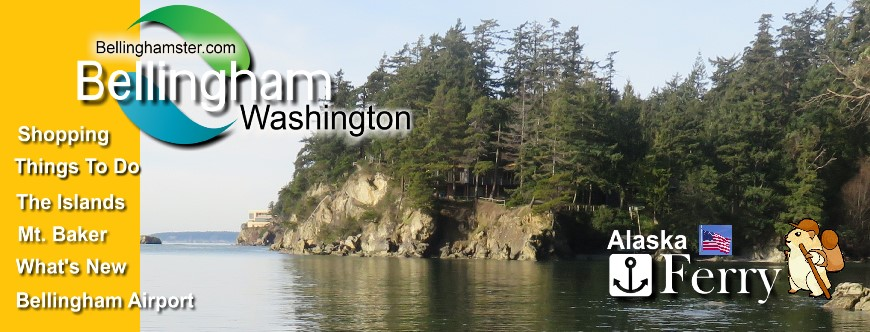 Blaine Washington is Washington's Peace Arch City North Of Bellingham