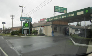 Lucky Shamrock Motel Bellingham International Airport