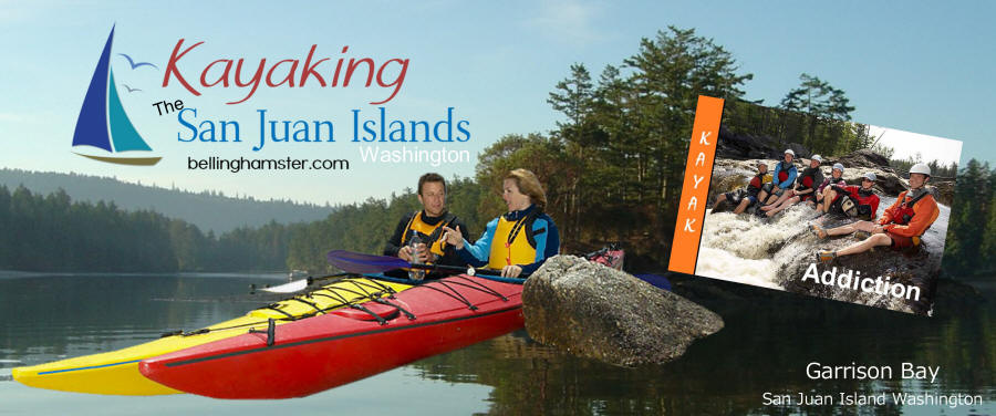 Kayaking san juan islands washington kayak camping from for Fishing san juan islands