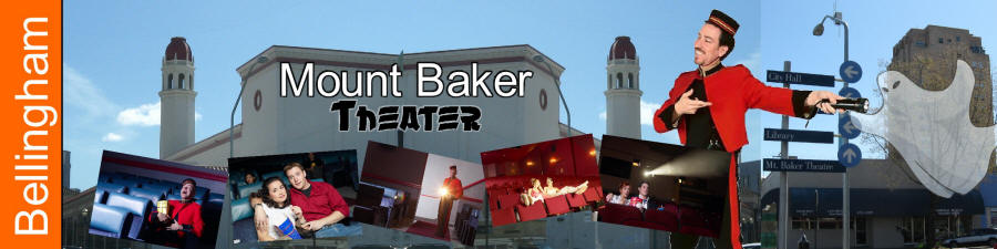 The Mount Baker Theater Hosts Plays, Concerts, And Special Events Throughout The Year