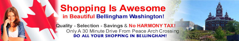 Shopping In Bellingham Washington Stores, Shops, And Grocery Stores