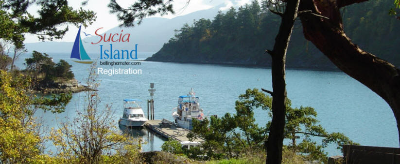 Sucia Island Pay Box Information