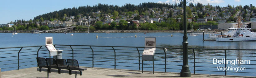 Beautifu Fairhaven Washington Home To The Southern Terminus Of The Alaska Marine Highway System