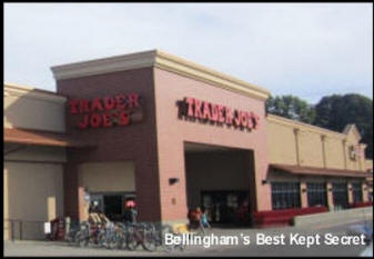 Trader Joes Specialty Grocery Store Bellingham Washington