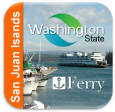 The Washington State Ferries Make Getting To The San Juan Islands As Much Fun As Being There