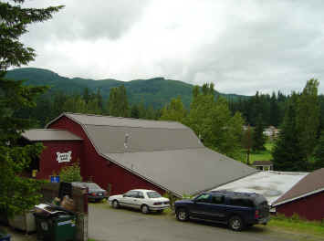 Photo Sudden Valley Dance Barn - Sudden Valley Washington Real Estate Page -