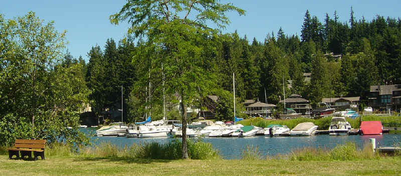 Sudden Valley Marina Is Adjacent To A Large Soccer Field, Swimming Area, Basketball & Tennis Courts, And Covered Picnic Shelters.