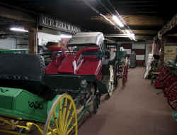 Pioneer Museum Coaches Lynden Washington