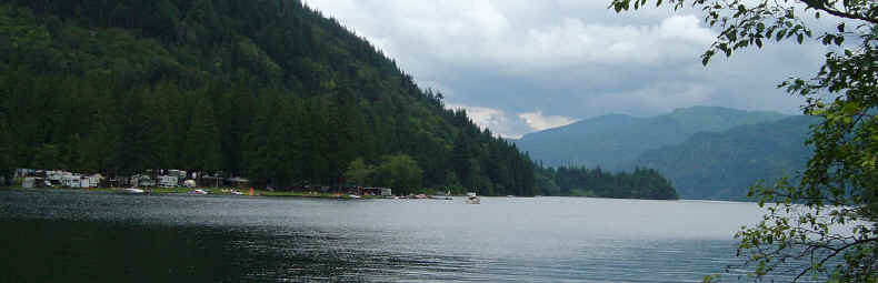 Lake Whatcom - Quiet Southern Shore