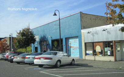 Rumors Gay Bar Nightclub Bellingham Washington