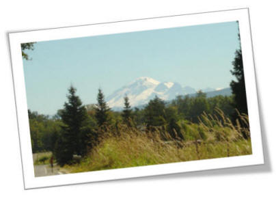 Mount Baker Washington Is Where The Term Flying Saucer First Originated